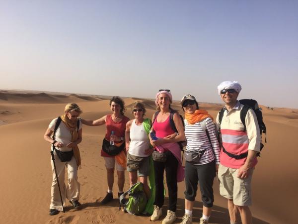 voyage maroc desert