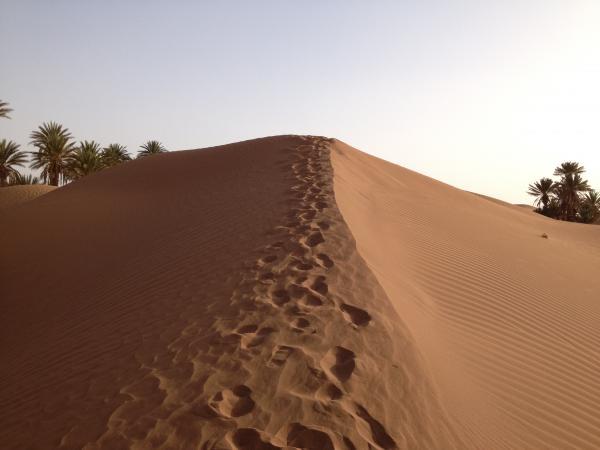 voyage maroc chez l'habitant
